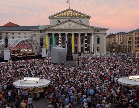 Oper für alle 2017 - Bayerische Staatsoper ©Bayerische StaatsoperW. Hösl